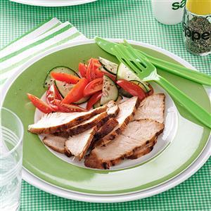 Grilled Turkey Tenderloin Recipe
