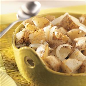 Grilled-to-Perfection Potatoes Recipe