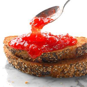 Habanero Strawberry Jam Recipe