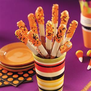 Halloween Pretzel Treats Recipe
