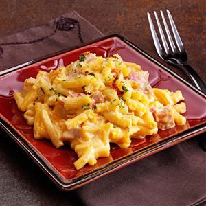 Ham Mac and Cheese Recipe