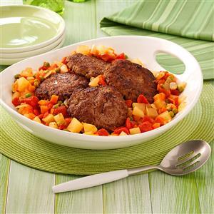 Hamburger Supper Recipe