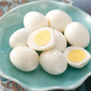 Hard-Boiled Eggs Recipe