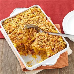 Harvest Squash Casserole Recipe