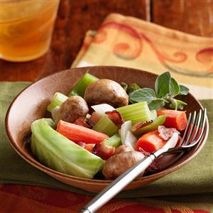 Harvest Vegetables Recipe