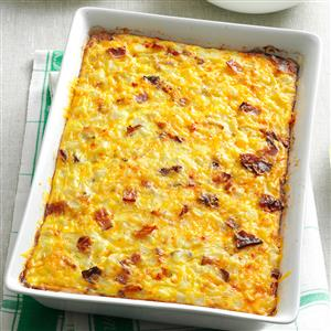 Hash Brown Egg Bake Recipe