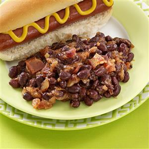 Hawaiian Barbecue Beans Recipe