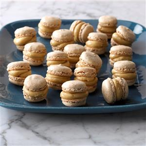 Patisserie Week: Hazelnut Macarons