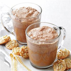 Hazelnut Mocha Coffee Recipe