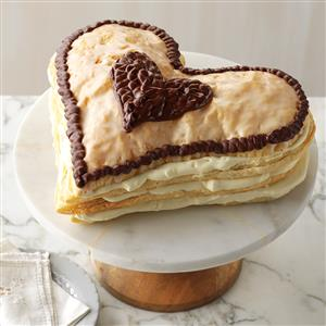 Pastry Week: Heart's Delight Eclair