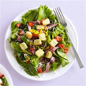 Hearty Italian Salad Recipe
