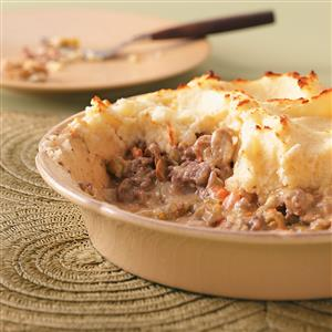 Hearty Shepherd's Pie