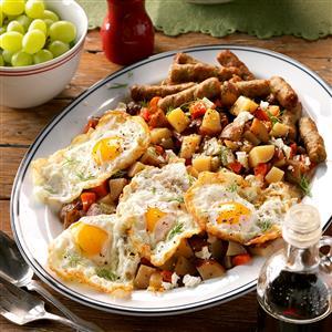 Hearty Slow Cooker Breakfast Hash Recipe