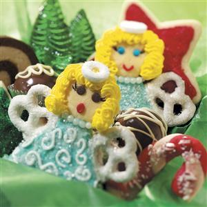 Heavenly Cookie Angels Recipe