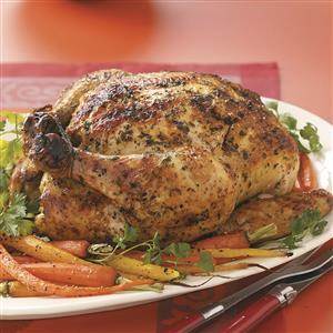 Herbed Roast Chicken Recipe