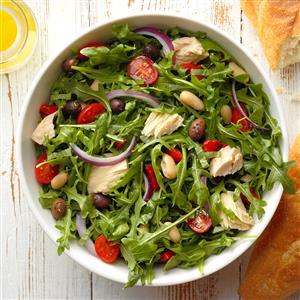 Herbed Tuna and White Bean Salad Recipe