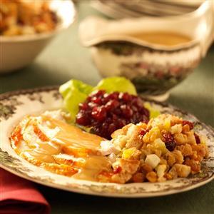 Herbed Turkey Gravy Recipe