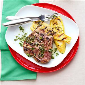 Herbtastic Pork Chops Recipe