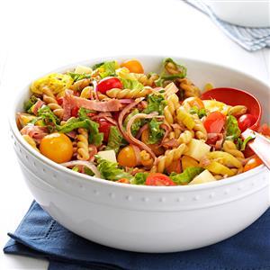 Hero Pasta Salad Recipe