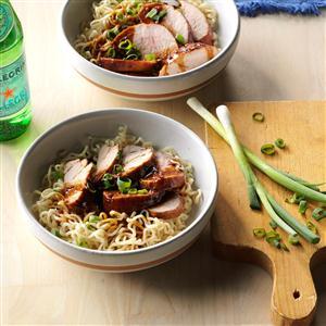 Hoisin Pork Tenderloin Recipe