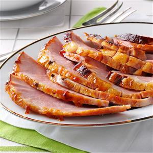 Holiday Baked Ham Recipe
