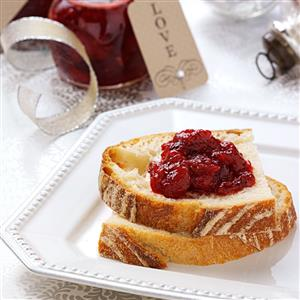 Holiday Cranberry Jam Recipe