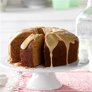 Holiday Honey Cake Recipe