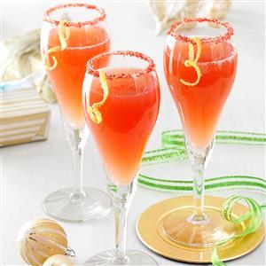 Holiday Mimosa Recipe