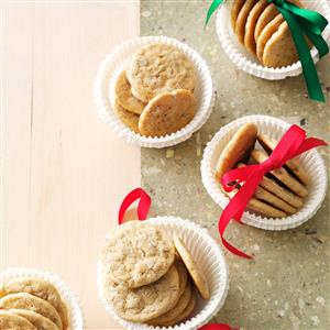 Holiday Peppernuts Recipe