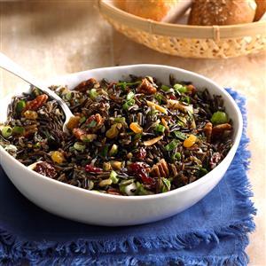 Holiday Rice Salad Recipe