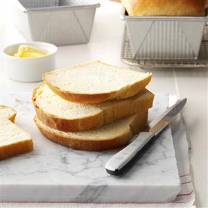 Home-Style Yeast Bread Recipe