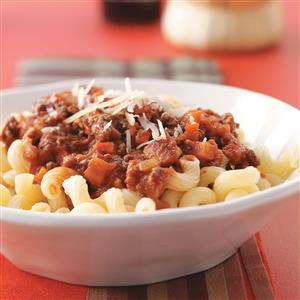 Homemade Ragu Bolognese Recipe