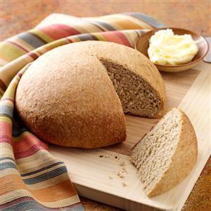 Honey & Oat Yeast Bread Recipe