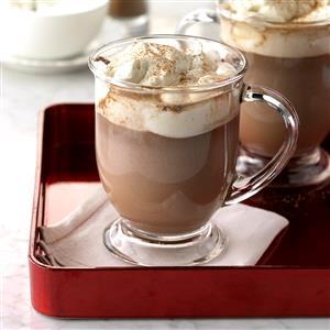 Honey-Bourbon Hot Chocolate Recipe