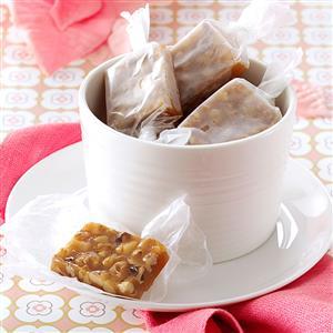 Honey Caramels Recipe