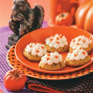 Honey-Date Pumpkin Cookies Recipe