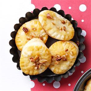 Honey-Nut Christmas Cookies Recipe