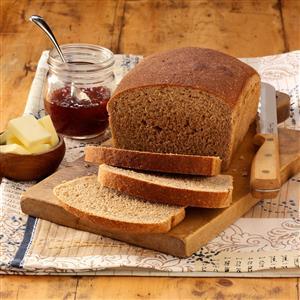 Honey Whole Wheat Loaves Recipe