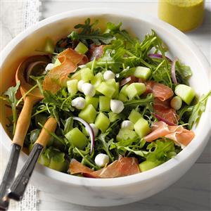 Honeydew & Prosciutto Salad Recipe