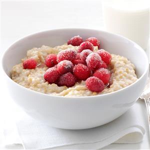Honeyed Cranberries Recipe