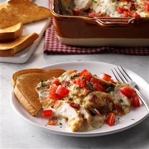 Hot Brown Turkey Casserole Recipe