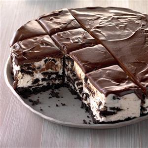 Icebox Cookie Cheesecake Recipe