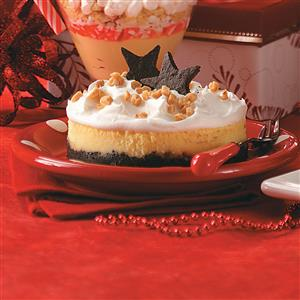 Individual Toffee Dream Cheesecakes Recipe