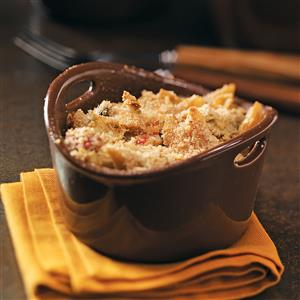 Individual Tuna Casseroles Recipe