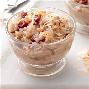 Indulgent Coconut Rice Pudding Recipe