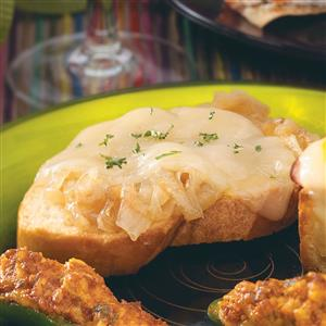 Inside-Out French Onion Soup Recipe