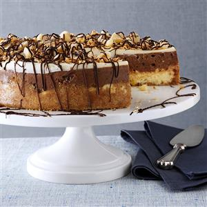 Island Crunch Cheesecake Recipe