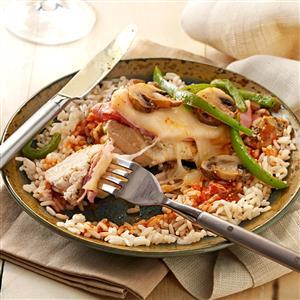 Italian Chicken Cordon Bleu Recipe