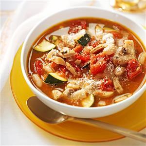 Italian Chicken Sausage Soup Recipe