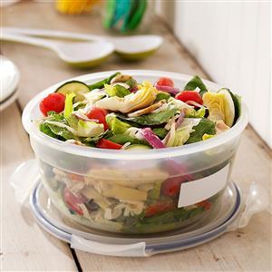 Italian Fresh Vegetable Salad Recipe